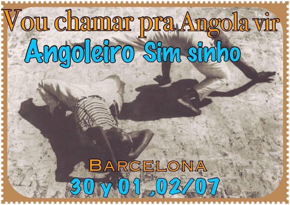 Vou chamar pra Angola vir 2017